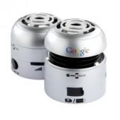 Google Stereo Speakers